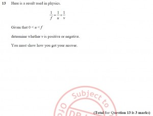 1. Edexcel - Science Formula