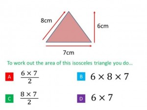 7. Area of a Triangle