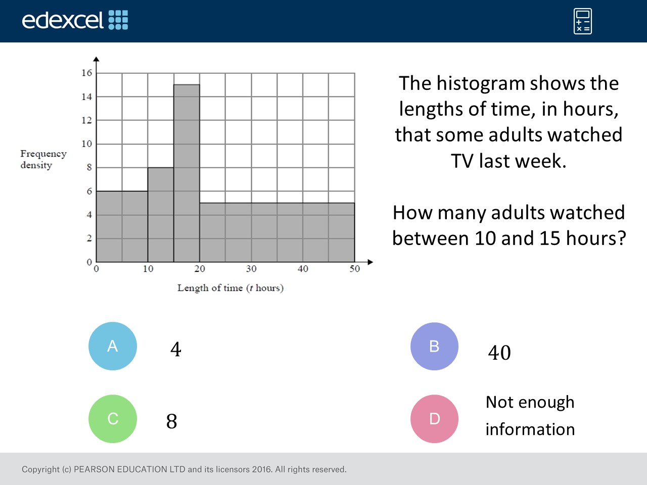 Intepreting Histograms: GCSE Maths Question of the Week