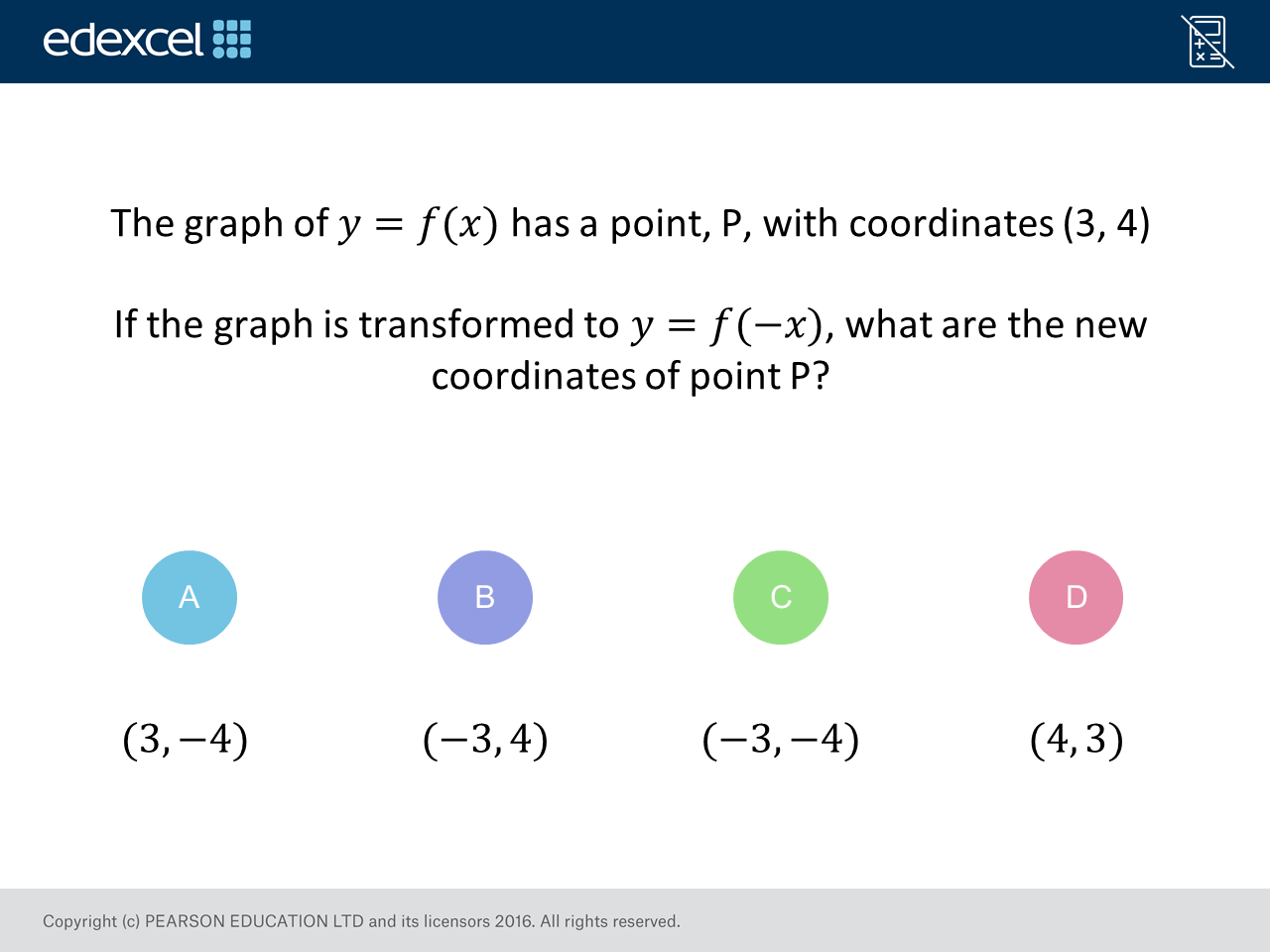 Transforming Functions: GCSE Maths Question of the Week (Higher)